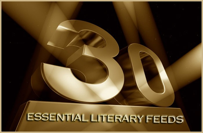 30 Essential Literary Feeds