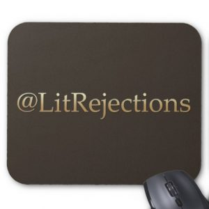 @LitRejections Mousemat