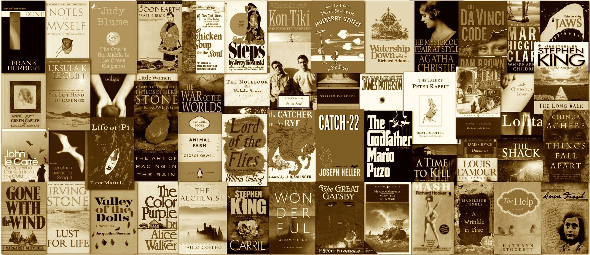 BestSellers Initially Rejected - 8 rejection letters famous people prove never give
