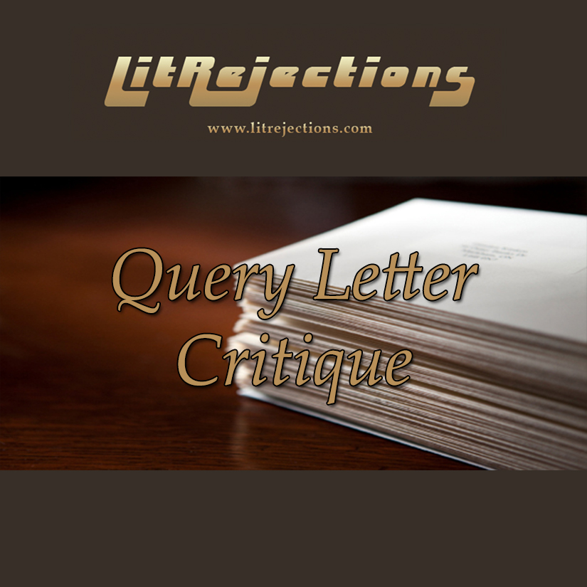 Query Letter Critique 2000 QueryLetterCritiquejpg
