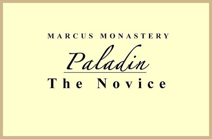 Paladin – The Novice